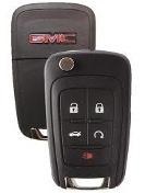 GMC Broken Key Removal