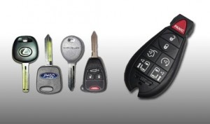 GMC Car Keys in New York
